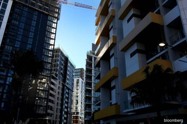 Sydney's Property Plunge Is Becoming Central Bank's No. 1 Worry