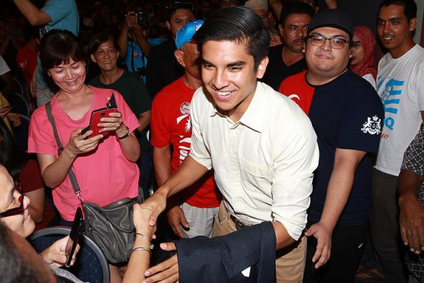 Syed Saddiq to hire ex-convicts to work at his office