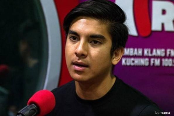 Putrajaya to abolish BTN 'soon', says Syed Saddiq