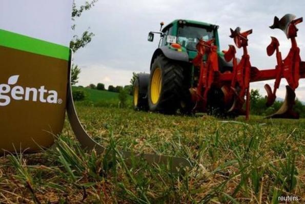 ChemChina's Syngenta sees US$5 bil bond sale in weeks, keen on M&A — CFO