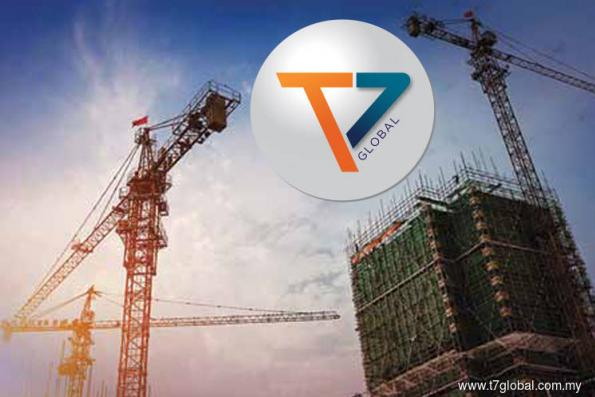 T7 Global sees earnings from diversified businesses from 1Q19