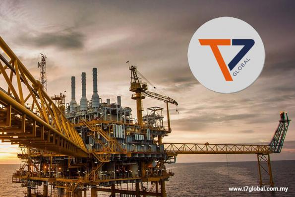 T7 Global bags three-year umbrella contract from Petronas Carigali