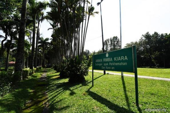 Taman Rimba Kiara judicial review postponed, DBKL works on 'mutual resolution'
