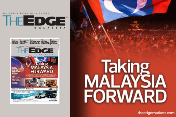Taking Malaysia Forward – the first 100 days