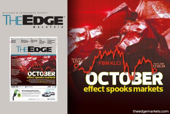 October effect spooks global equity markets