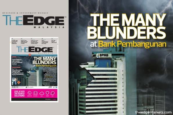 The many blunders at Bank Pembangunan