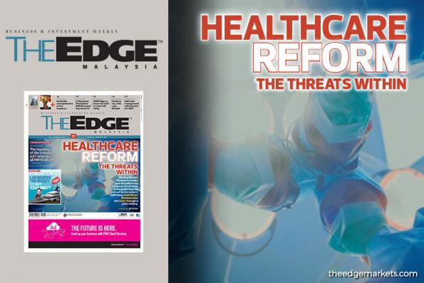 Healthcare reform - the threats within