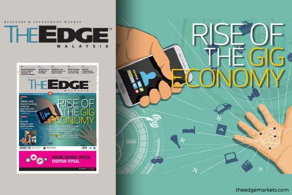 Malaysia's EPF says gig economy growing
