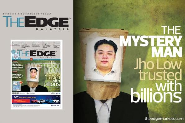 The mystery man Jho Low trusted with billions