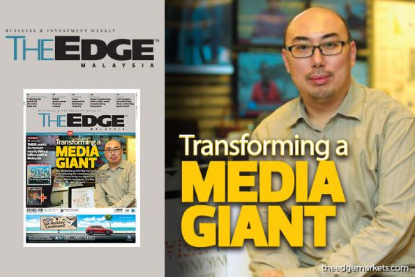 Transforming a media giant