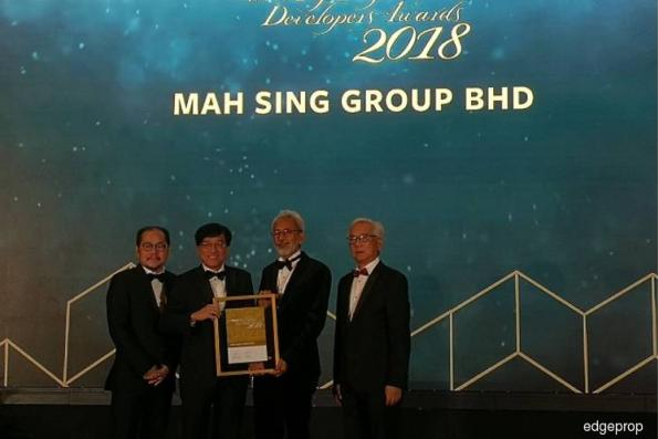 Mah Sing's Savanna Executive Suites sole winner for The Edge Malaysia Affordable Urban Housing Excellence Award 2018