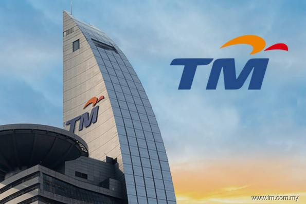 Telekom Malaysia active, up as much as 6.34% despite lowering KPI