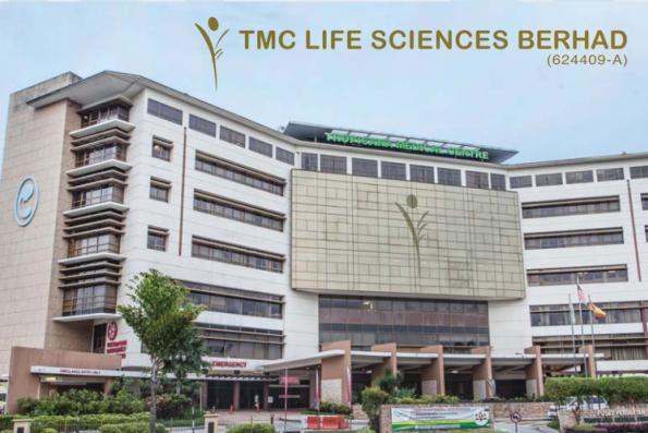Higher patient load, cases pushes up TMC Life Science's 1Q net profit by 12%