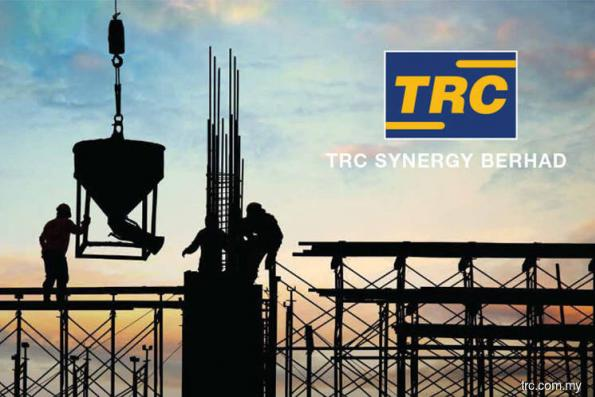 TRC Synergy dips 3.64% after civil servant housing job axed