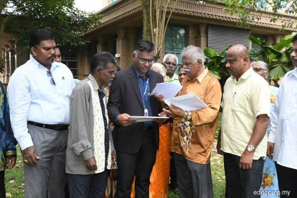 TTDI longhouse settlers want swift delivery of permanent homes