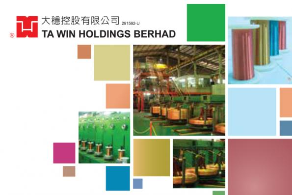Ta Win partners China, HK firms in new copper rod business