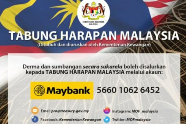 Tabung Harapan's RM202.72m to pay federal debt