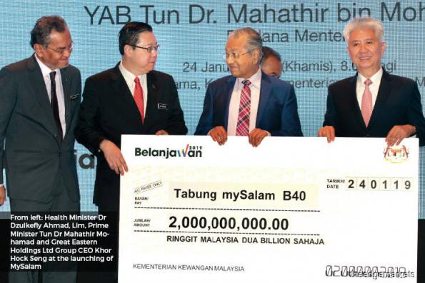 Despite concerns, MySalam will make a big difference for B40 households