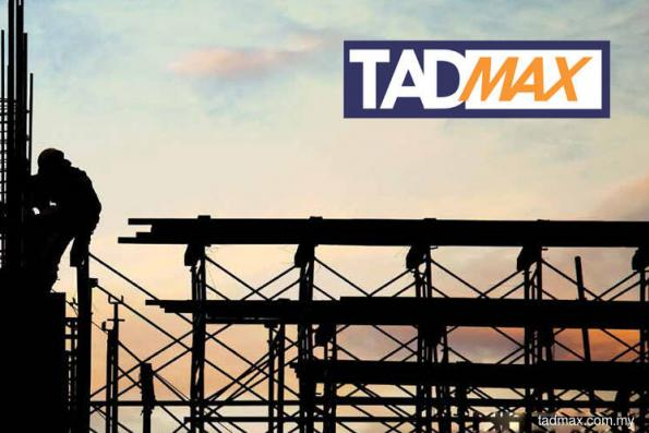 Tadmax down 19% despite clarifying news of Pulau Indah power plant cancellation