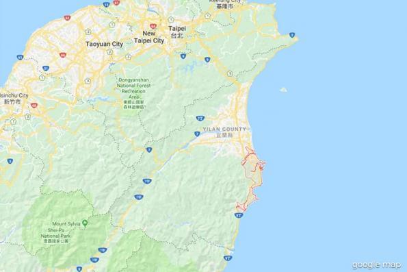 Earthquake of magnitude 5.9 strikes Taiwan: USGS