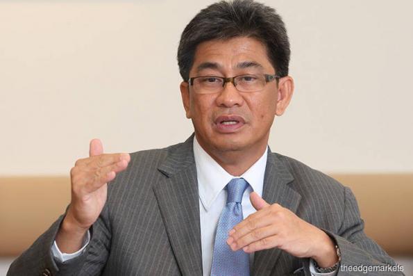 Tajuddin:换政府后 马新股市交易连结无进展