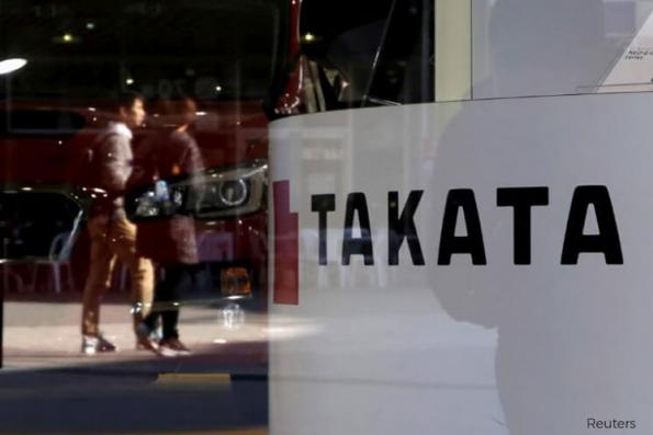 Four car makers settle claims over Takata inflators for US$553m