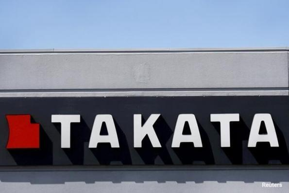 Takata recalls 2.7 million airbags that have drying agent