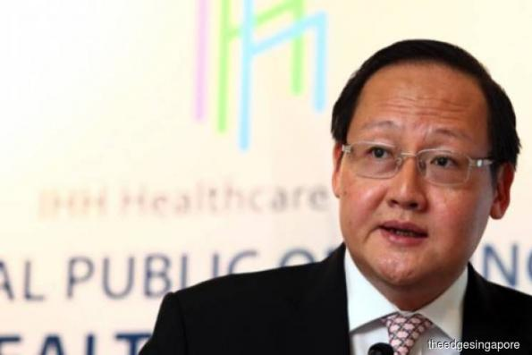 IHH Healthcare CEO Tan See Leng plans to 'stabilise the ship' after winning Fortis bid