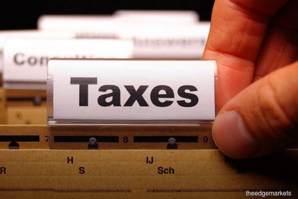 政府正处理消费税及所得税退款