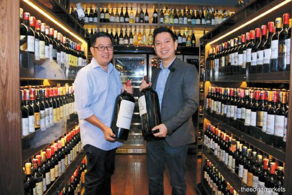 Focus Dynamics' F&B venture draws interest