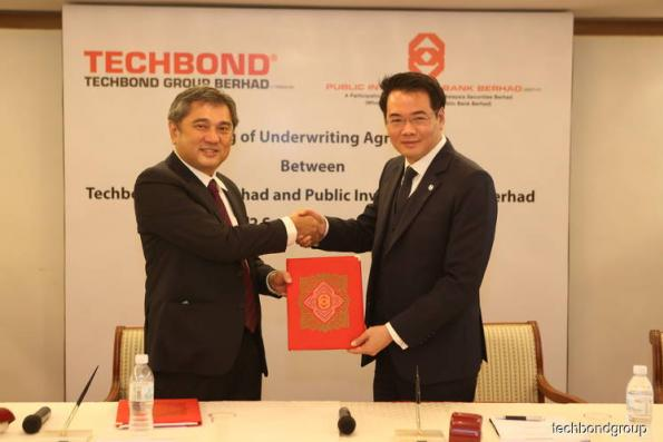 Techbond inks underwriting agreement with Public Investment Bank for IPO