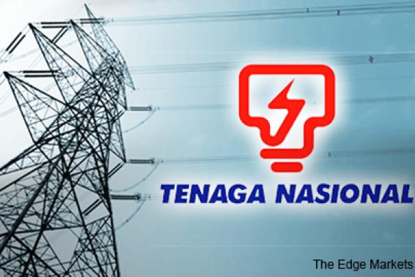 Tenaga included in Dow Jones index