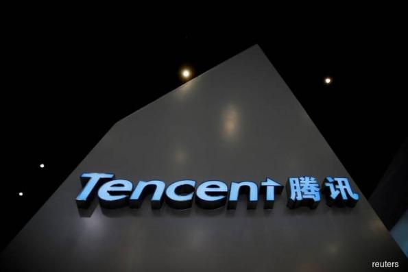China's Tencent 2Q profit falls 2%, first decline in nearly 13 years