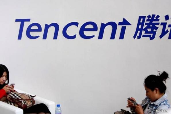 Tencent is no longer one of the world's top 10 biggest companies