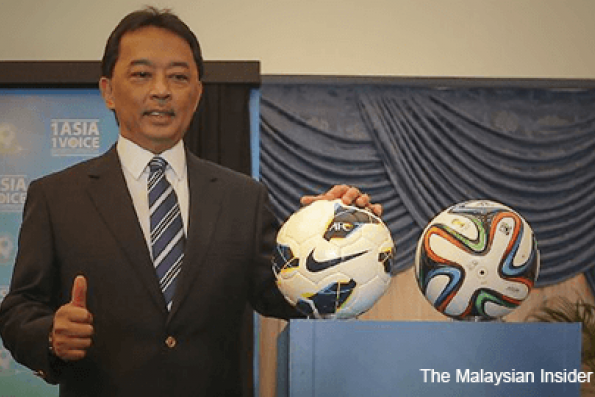 Tengku Abdullah to step down as FAM president following 10-0 loss to UAE
