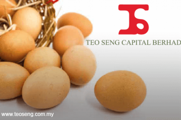 Teo Seng's share price on an upward trend, rising 43%