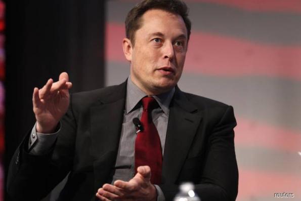 U.S. SEC subpoenas Tesla over Musk's tweets — report