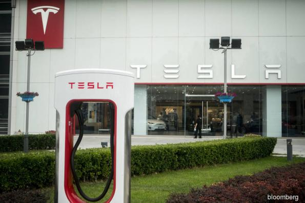 Tesla weighs Chinese funding for US$5 bil factory