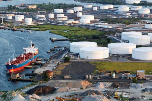 Texas flood: US oil exports pour into markets worldwide