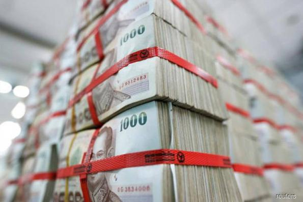 Thai baht is in a stronger position than Malaysian ringgit