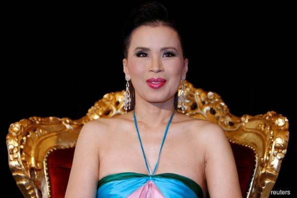 Thai princess apologises after being disqualified from PM run
