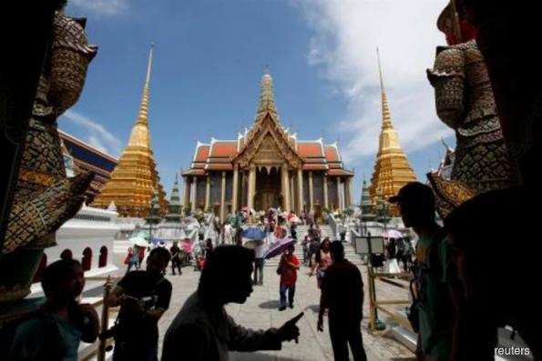 Thai 2Q growth seen slowing to 1% q-o-q as tourism, manufacturing decelerate