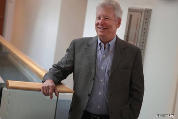 Nobel economist Thaler says he's nervous about stock market