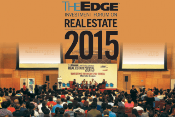 The Edge Investment Forum on Real Estate 2015
