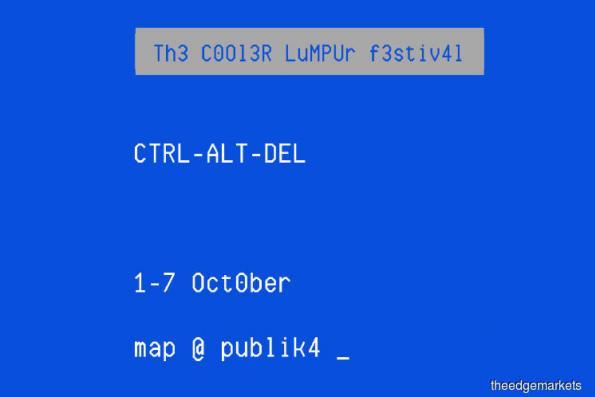 The Cooler Lumpur Festival 2018