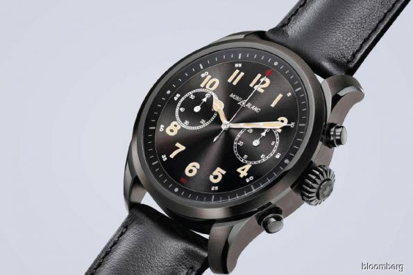Montblanc's Summit 2 amps up tech, stays luxurious