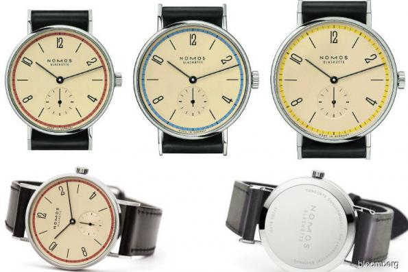 Watches: New limited edition from Nomos pay homage to Bauhaus