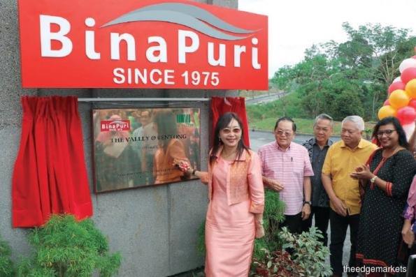 Bina Puri launches The Valley @ Bentong, Pahang