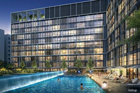 Ho Hup launches The Crown Service Suites, Kota Kinabalu