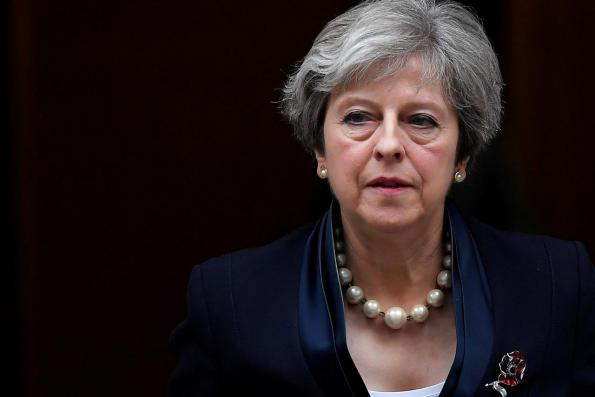 UK's May seeks more time to find Brexit deal, tells lawmakers: Hold your nerve